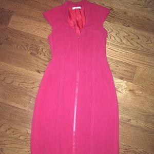Prada zipper dress